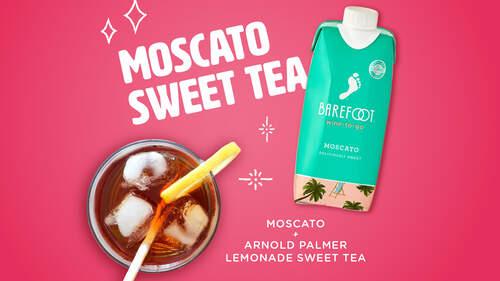 Moscato Sweet Tea