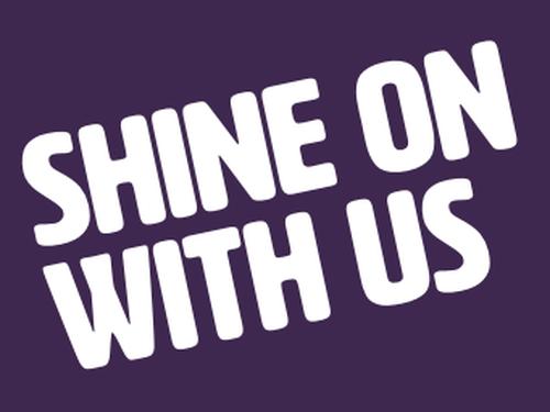 Shine On With Us