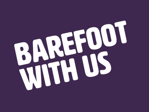 Barefoot With Us