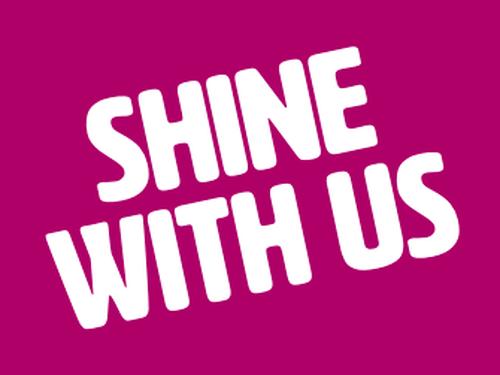 Shine with Us