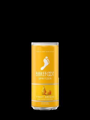 Barefoot Pinot Grigio Spritzer 250ML image number 1