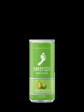 Barefoot Crisp White Spritzer 250ML image number 1