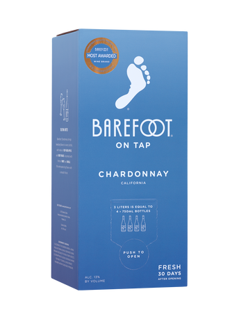 Barefoot Chardonnay 3.0L image number 1