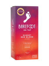 Barefoot Sunset Red Blend  3.0L
