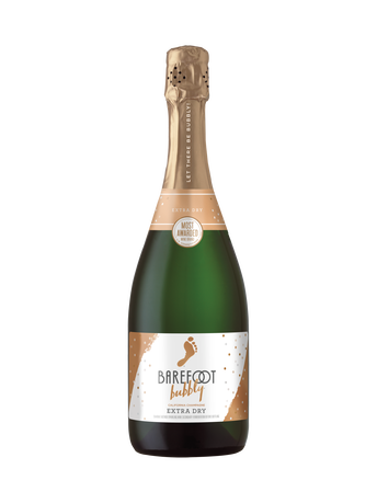 Barefoot Bubbly Extra Dry Champagne 750ML image number 1