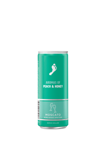 Barefoot Moscato Spritzer 250ML image number 3