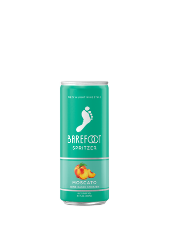 Barefoot Moscato Spritzer 250ML image number 1
