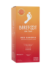 Barefoot Red Sangria  3.0L