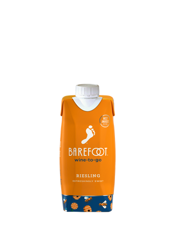 Barefoot Riesling  500ML image number 1