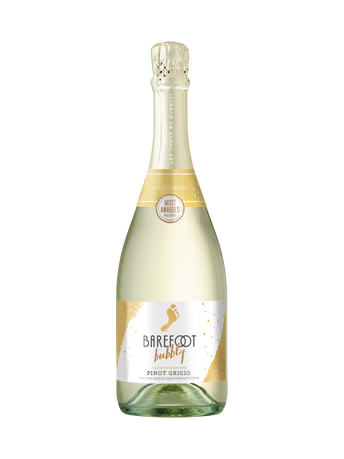 Barefoot Bubbly Pinot Grigio 750ML image number 1