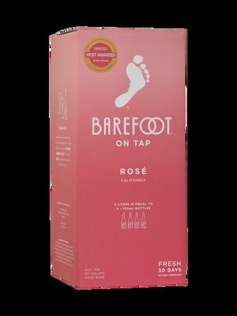Barefoot Rosé 3.0L image number 1